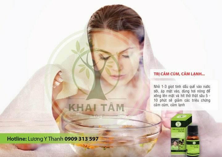 Tinh dầu sả chanh Khai Tâm 09